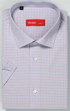Большая рубашка VESTER короткий рукав 729141-15 - фото 15916
