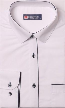 Полуприталенная рубашка с модалом BROSTEM 9LBR42+1* - фото 15983