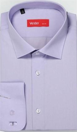 Рубашка приталенная мужская VESTER 70714-04-19 - фото 16096