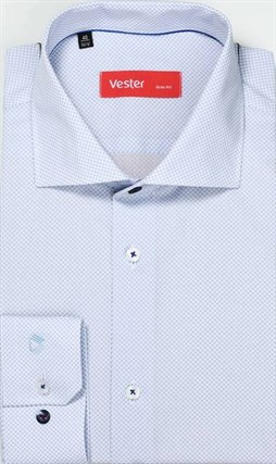 Рубашка не требует глажки