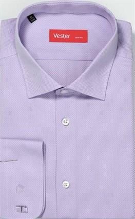 Рубашка приталенная мужская VESTER 70714-25-19 - фото 16125