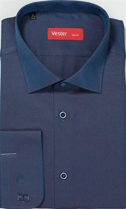 Рубашка приталенная мужская VESTER 70714-26-19 - фото 16130