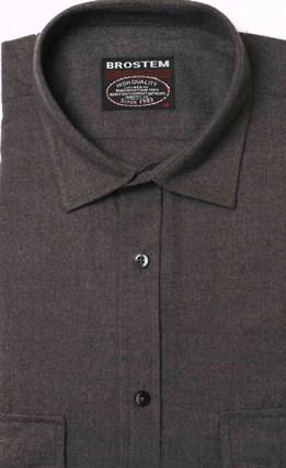 Фланелевая рубашка шерсть/хлопок Brostem KA2203-10 - фото 16174