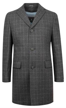 Утепленное пальто мужское ПРАД RF - фото 16217
