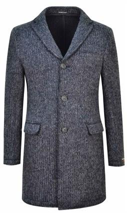 Трикотажное демисезонное пальто ВАЛАНС SF - фото 16274