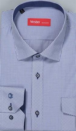 Прямая рубашка VESTER 12714-83-20 - фото 16410