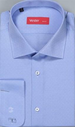 Рубашка oxford VESTER 70714-14-20 приталенная - фото 16415