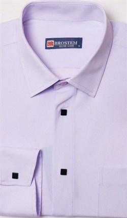 На кнопках полуприталенная рубашка Brostem 9LBR30-1 - фото 16438