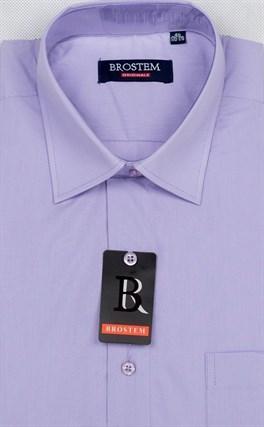 Прямая мужская рубашка BROSTEM CVC8 - фото 16505