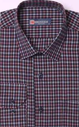 Прямая рубашка мужская Brostem 9LBR50-20 - фото 16531