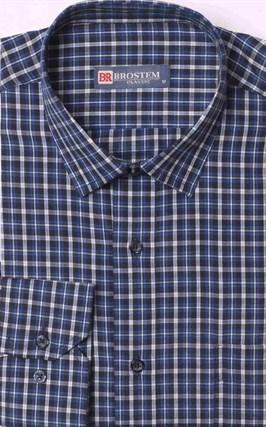 Прямая рубашка мужская Brostem 9LBR50-24 - фото 16535