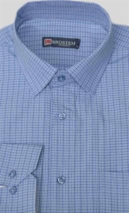 Прямая рубашка мужская Brostem 9LBR51-11 - фото 16543