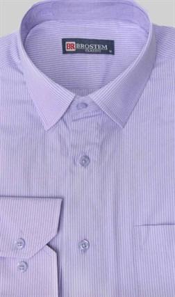 Прямая рубашка мужская Brostem 9LBR51-13 - фото 16547