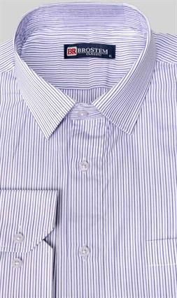Прямая рубашка мужская Brostem 9LBR51-14 - фото 16551
