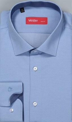 Рубашка мужская приталенная VESTER 93014-70-20 - фото 16575