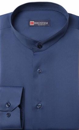 Приталенная со стойкой рубашка BROSTEM 8LBR86+5 - фото 16606