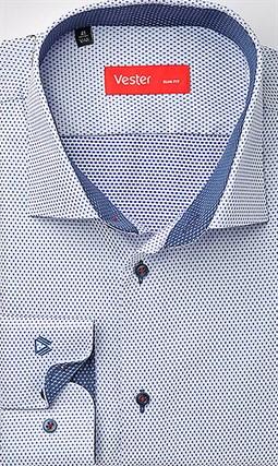Рубашка приталенная VESTER 13914-05sp-20 - фото 16666