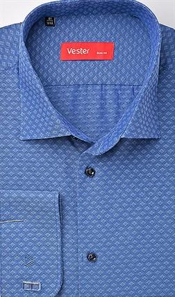Рубашка приталенная VESTER 70714-08sp-20 - фото 16680