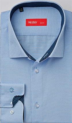 Рубашка приталенная VESTER 93014-17sp-20 - фото 16947