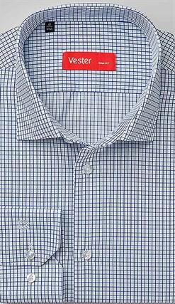 Рубашка мужская VESTER 68814-13sp-20 - фото 16995