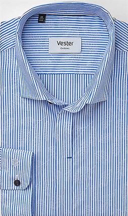 Рубашка 100% хлопок VESTER 24016-34sp-20 - фото 17090
