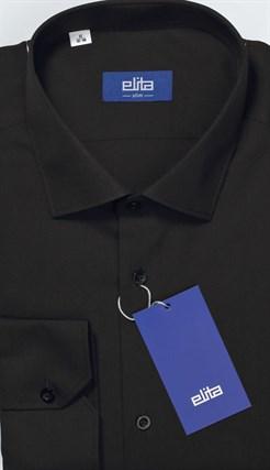 черная детская рубашка