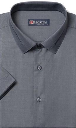 Приталенная с модалом рубашка BROSTEM 1SBR009-1 - фото 17288
