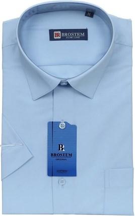 Рубашка с модалом короткий рукав BROSTEM 4706As* - фото 17319