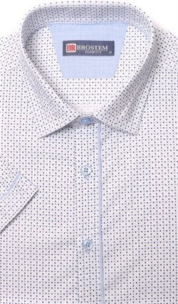 Белая рубашка за 730 рублей