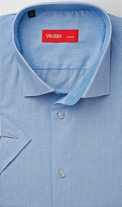 Большая сорочка с коротким рукавом VESTER 860141-68sp-20 - фото 17473