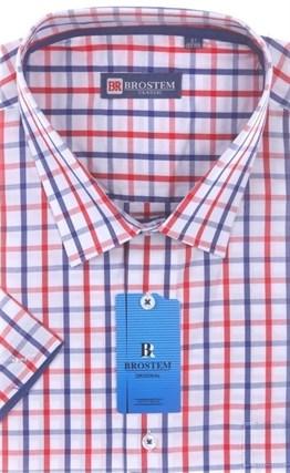 100% хлопок рубашка большого размера BROSTEM 8SG16-15sg - фото 17489