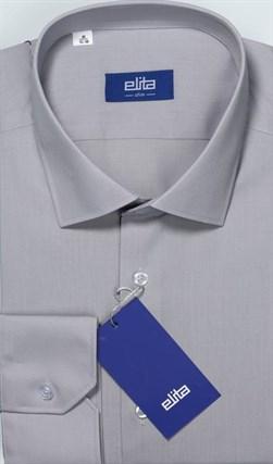 На высоких серая сорочка ELITA 684122-43 - фото 17498