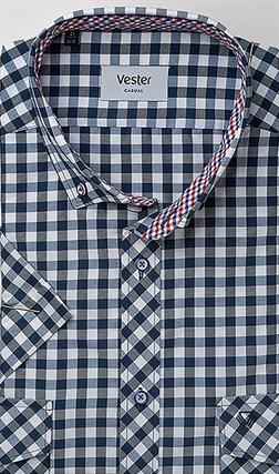 Рубашка приталенная VESTER 24114-50sp-20 - фото 17538