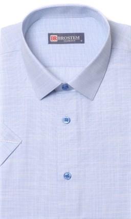 Приталенная с модалом рубашка BROSTEM 1SBR093-1s - фото 17550