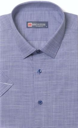 Приталенная с модалом рубашка BROSTEM 1SBR093-2s - фото 17554