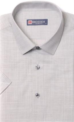 Приталенная с модалом рубашка BROSTEM 1SBR093-4s - фото 17562