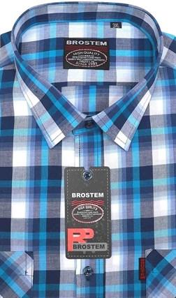 Рубашка 100% хлопок большая SH650sg Brostem - фото 17599