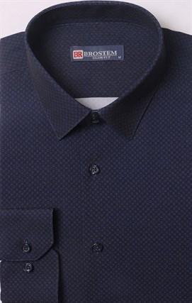 Большой размер рубашка мужская BROSTEM 1LG058-1 - фото 17688