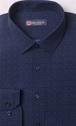 Большой размер рубашка мужская BROSTEM 1LG058-11 - фото 17692