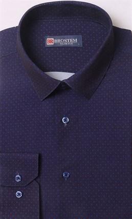 Большого размера мужская рубашка BROSTEM 1LG058-2 - фото 17696