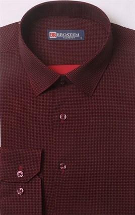 Большая мужская рубашка BROSTEM 1LG058-13 - фото 17708