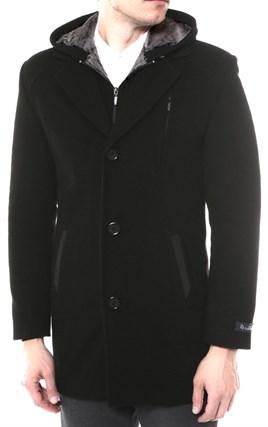 Зимнее пальто на утеплителе K121 - фото 17901