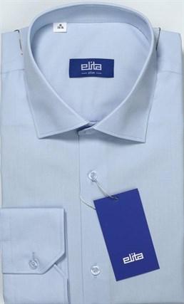 Голубая сорочка ELITA высокий рост