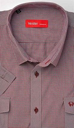 Большая сорочка короткий рукав VESTER 888141-24sp-20 - фото 17972