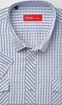Большая сорочка короткий рукав VESTER 888141-22sp-20 - фото 17983