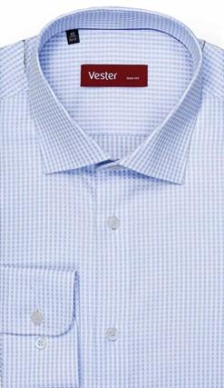 100% хлопок рубашка VESTER 16341-05sp-21 - фото 18455