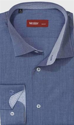 Рубашка на высокий рост VESTER 93014L-20 (sp21) - фото 18652