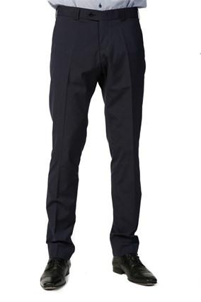 Серые брюки зауженные 25719 ДЕНДИ - фото 4653