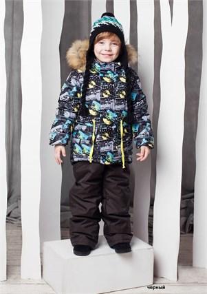 """Зимний костюм для мальчика Oldos """"Марат"""" - фото 5197"""