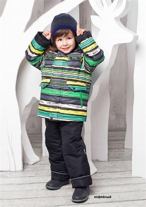 """Зимний костюм для мальчика Oldos """"Яков"""" - фото 5201"""